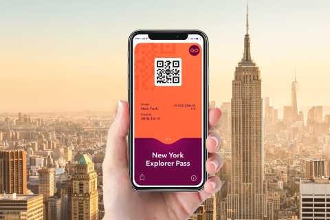 New York City Explorer Pass w. Over 85 Tours & Attractions