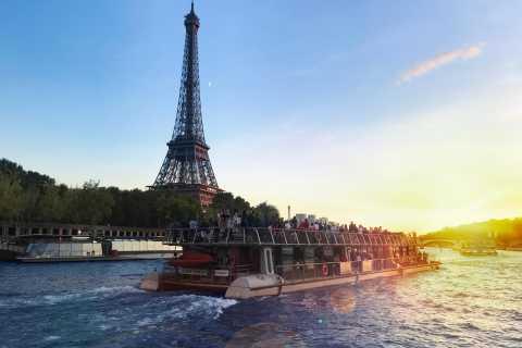 Parijs: rondvaart met Oudjaar