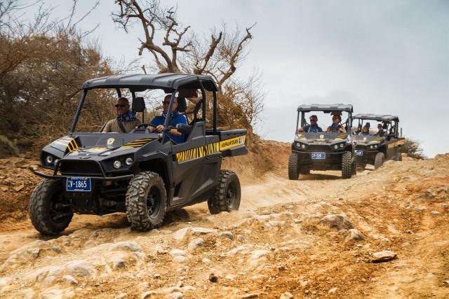 Aruba: Natural Pool UTV Off-Road Adventure