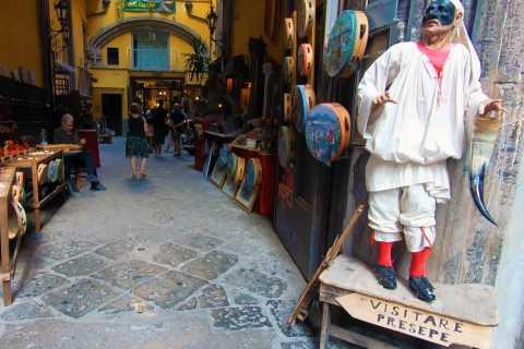 Naples: Private 3-Hour Historical Center Tour