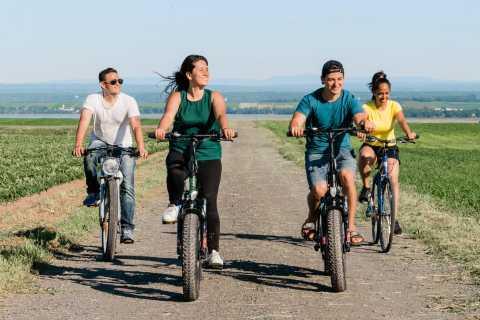 Île d'Orléans: Food Tasting and Cultural E-bike Tour