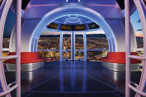 Las Vegas Strip: High Roller på The LINQ Ticket