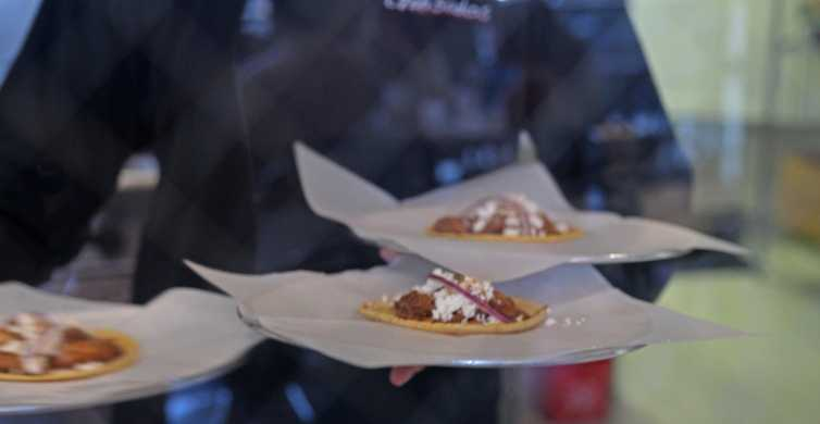 Lonely Planet Experiences: Downtown Los Angeles Taco Tour