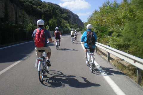 Crete: Arkadi Monastery e-Bike Tour with Lunch