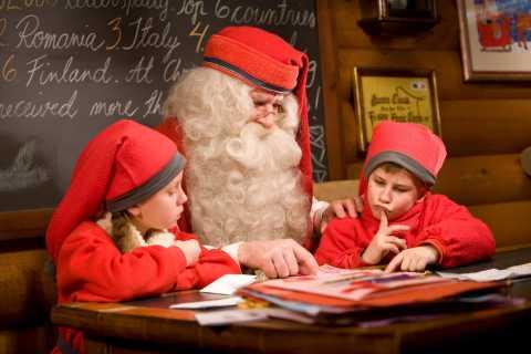 Rovaniemi: Renas, Husky Siberianos e Aldeia do Papai Noel