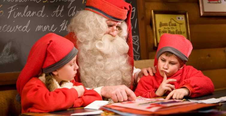 Rovaniemi: Reindeer, Huskies & Santa Claus Village