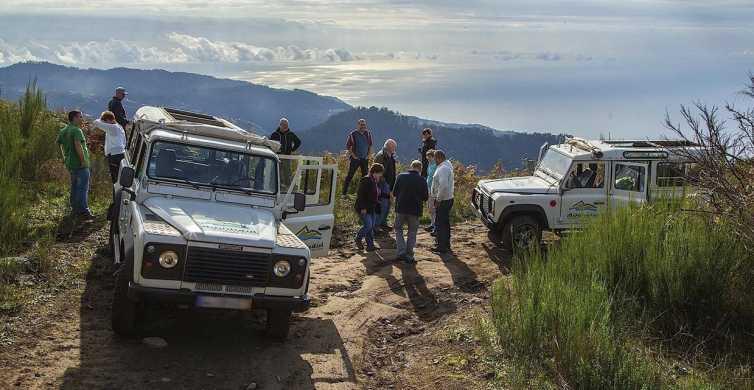 Western Madeira: Full-Day Jeep Safari Tour