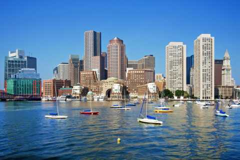 New York City: Full-Day Boston and Woodbury Shopping Tour