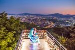N Seoul Tower: Traditional Attire Hanbok Experience