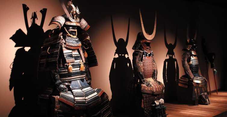 Tokyo: Shinjuku Samurai Museum Ticket