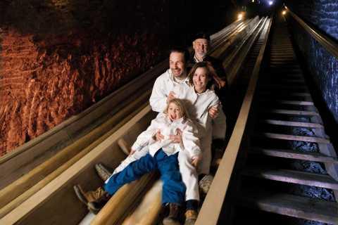 Salzbourg: billet pour la mine de sel d'Hallein