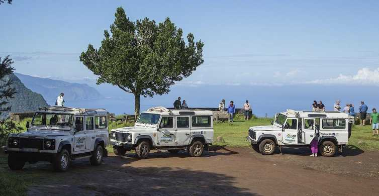Madeira: Full-Day Enchanting North Jeep Tour