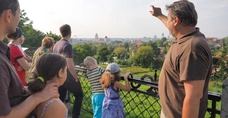 Vilnius Panoramic walking tour
