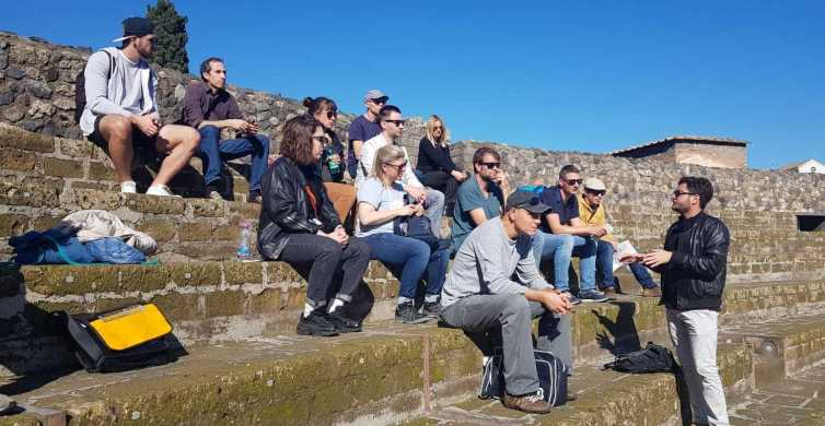 Pompeii: VIP Tour with an Archaeologist plus Entry Tickets