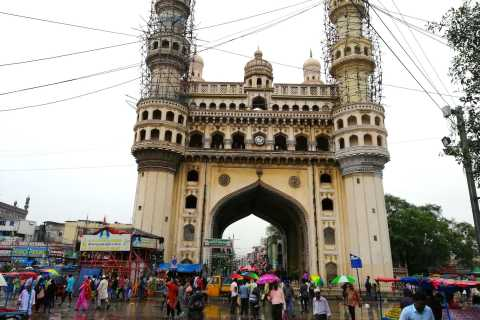 Hyderabad: Heritage Walking Tour of Old City and Charminar