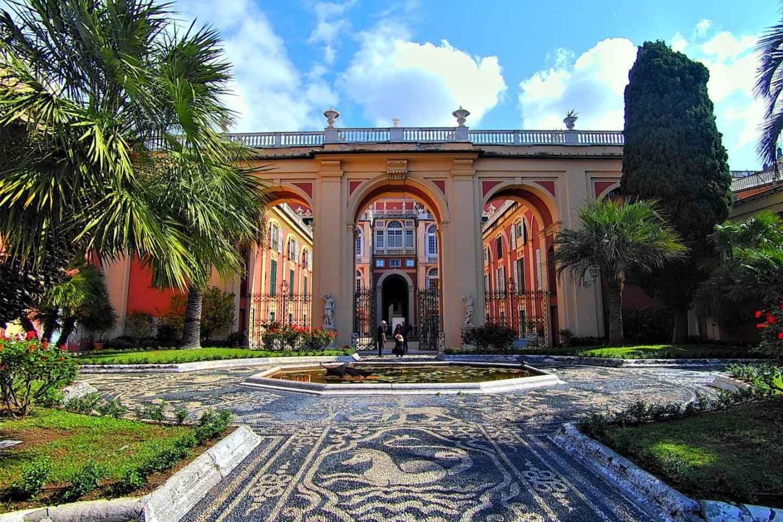 Genua: Palazzi dei Roll und Palazzo Reale Guided Tour