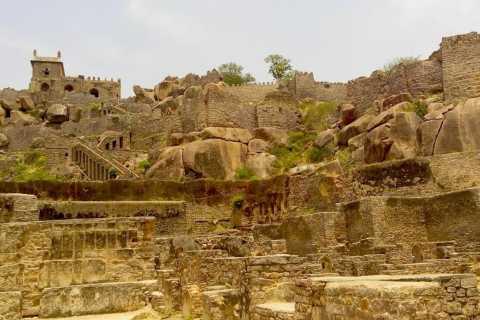 Hyderabad: Golconda Fort and Qutub Shahi Tombs Half-Day Tour