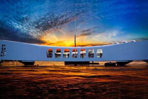 Honolulu: 6 horas Pearl Harbor y USS Arizona Memorial
