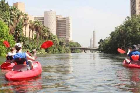 Cairo: Kayaking on the River Nile