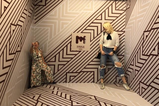 Dubai: toegangsticket voor het Museum of Illusions