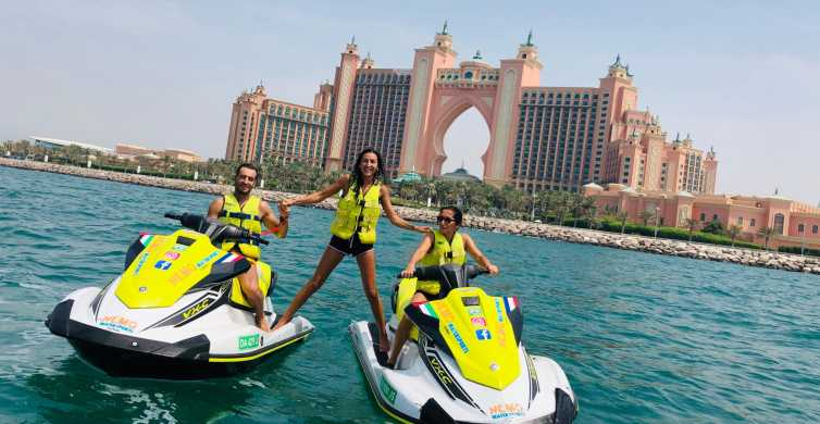 Dubai: 1-Hour Jet Ski Adventure