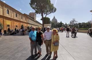 Rom: Kolosseum ohne Anstehen, Forum Romanum und Stadtrundfahrt