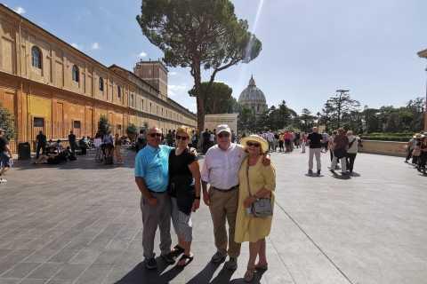 Rom: Skip-the-Line Colosseum, Roman Forum och City Tour