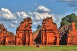 From Puerto Iguazu: San Ignacio Ruins and Wanda Mines Tour