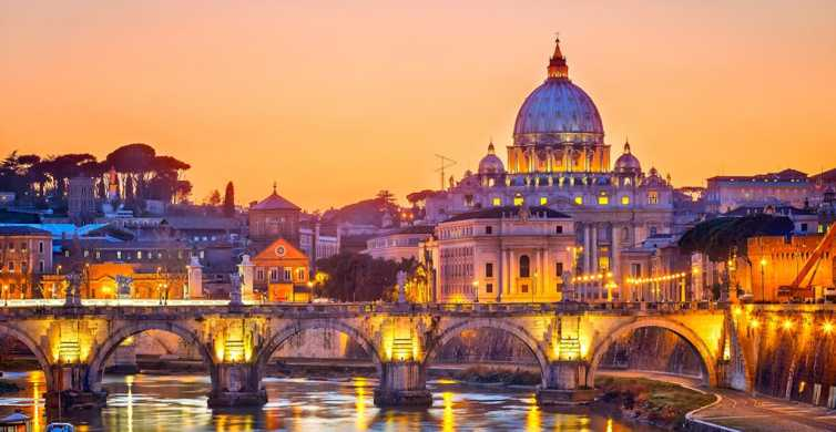Rome: Vatican Museums and Sistine Chapel Evening Tour