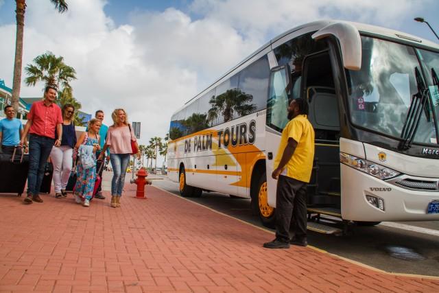 Aruba: Round-Trip Airport Transfer