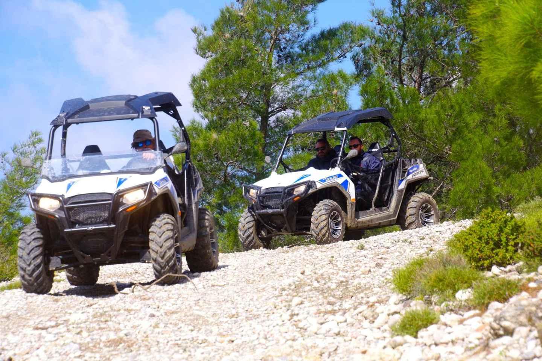 Nord-Rhodos: Offroad-Abenteuer