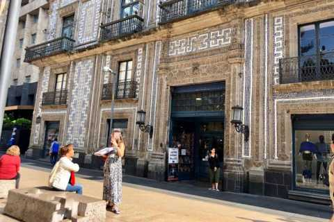 Mexico City: Palaces and Gossip from Colonial Times