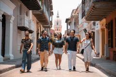 Cartagena: Excursão a Pé pela Cidade Murada