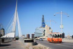 Winnipeg: excursão de bonde pela cidade de 2 horas