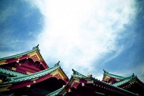Temples of Tokyo Photography Tour