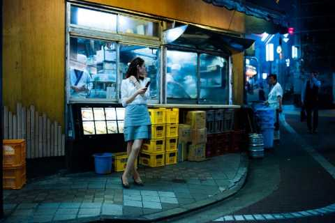 Streets of Tokyo Photography Tour