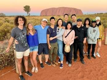 Uluru: 2-Tage Camping-Abenteuer