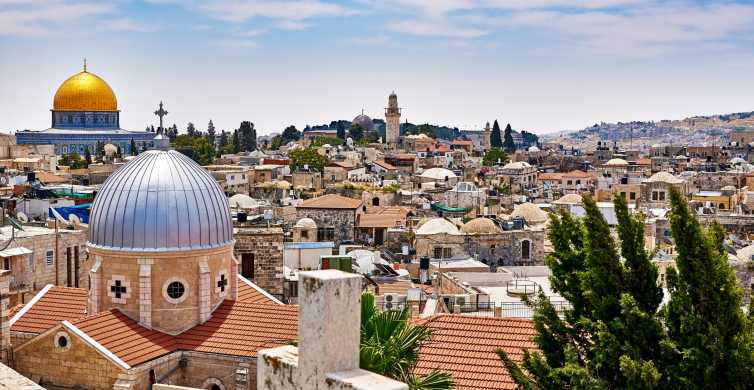 Jerusalem: Half-Day Small-Group Old City Sightseeing Tour