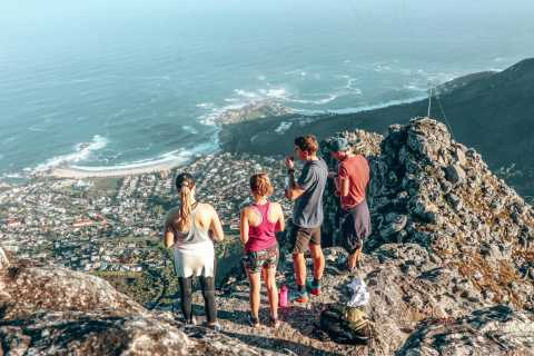 Ciudad del Cabo: Table Mountain Hike via India Venster