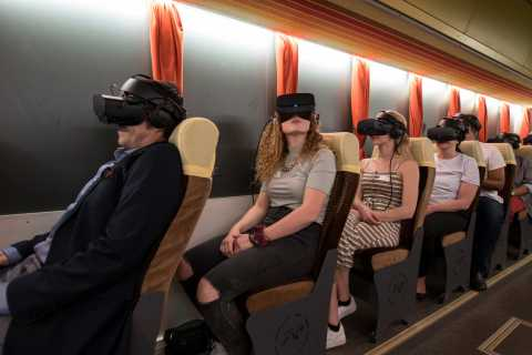 Berlin: Virtual Reality Time Travel to Divided Berlin