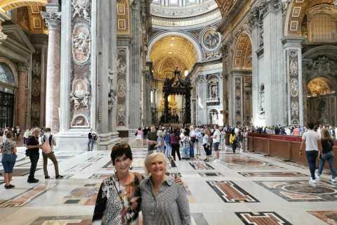Rom: Skip-the-Line Sixtinska kapellet och St.Peter's Dome Tour