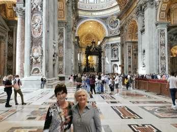 Rom: Ohne Anstehen in die Sixtinische Kapelle und Petersdom