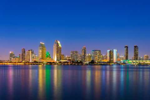 San Diego: City Lights Night Tour