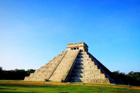 GetYourGuide Exclusive: Chichen Itza Sunrise