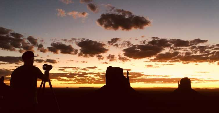 3-Hour Sunset Tour of Monument Valley