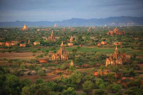 Bagan: Full-Day Guided Sightseeing Tour