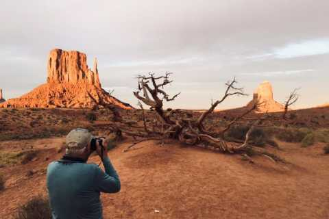 Oljato-Monument Valley: Tour bei Sonnenaufgang