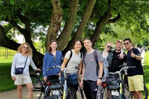 Copenhagen: 3-Hour Guided Bike Tour in the Historical City