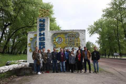Excursão Zona de Exclusão Chernobyl e Pripyat saindo de Kiev