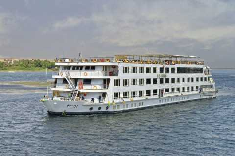 From Aswan: All Inclusive 2-Night 5-Star Nile Cruise